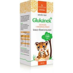 Betaglukan  Glukánek sirup pro děti 150ml