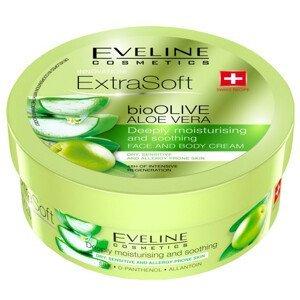 Eveline Cosmetics  Eveline Extra Soft – bioOlive & Aloe Vera 175ml