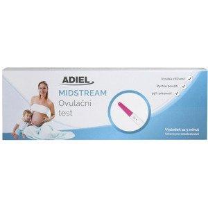 ADIEL Midstream ovulační test 3ks