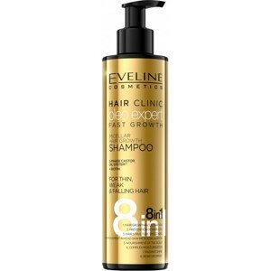 Eveline Cosmetics  Eveline Hair Clinic Oleo Expert – Šampon na vlasy 245ml