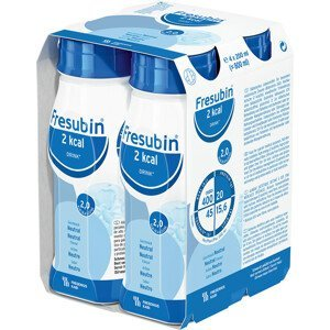 Fresubin 2kcal drink neutral perorální roztok 4x200ml