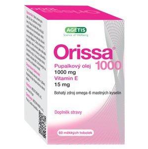 Orissa 1000 Omega 6 60 kapslí