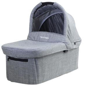 Valco Baby  Valco Snap Ultra Trend Korbička ke kočárku Grey Marle
