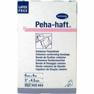 Obinadlo fixační kohes.PEHA-HAFT Latex free 8cmx4m