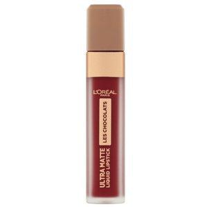L'Oréal Paris  L´Oréal Paris Infaillible Les Chocolats tekutá matná červená rtěnka 864 Tasty Ruby 7,4ml