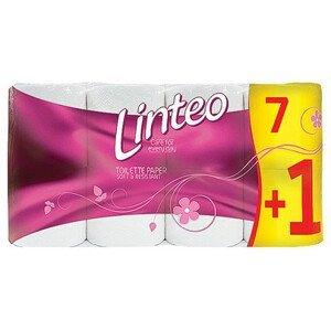 Toaletní papír LINTEO Classic 2 vrsty 8 ks