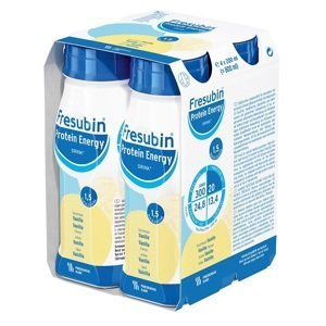 Fresubin protein energy vanilka perorální roztok 4x200ml