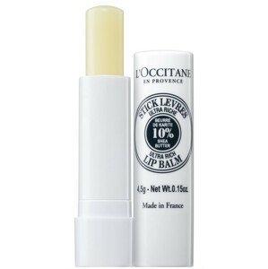 L'Occitane  L´Occitane Výživný balzám na rty s bambuckým máslem 4,5g
