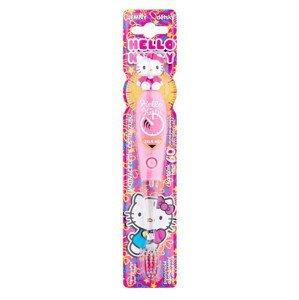 Hello Kitty blikající kartáček s časovačem 1ks