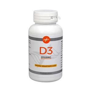 Epigemic Vitamin D3 150 kapslí