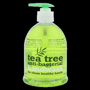 Tea Tree antibakteriální tekuté mýdlo na ruce 500ml