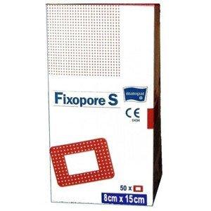 Fixopore S 8x15cm sterilní náplast 50ks