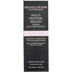 Revolution Skincare Multi Targeting & Firming Serum - Multi Peptide Serum sérum 30ml