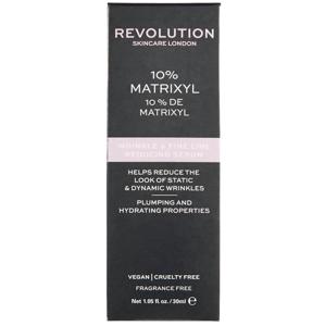 Revolution Skincare Wrinkle & Fine Line Reducing Serum - 10% Matrixyl sérum 30ml