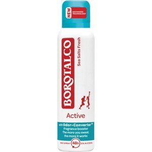 Borotalco Active Sea Salt Fresh deodorant 150ml