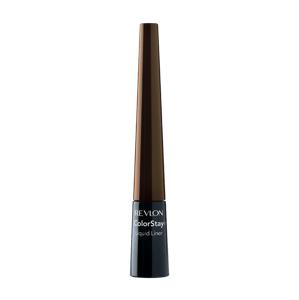 REVLON LIQUID EYELINER Black Brown 2,5g