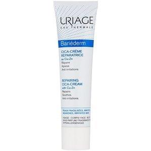 Uriage Reparativní krém s obsahem mědi a zinku Bariéderm Cica (Repairing Cica-Cream With Cu-Zn) 100ml