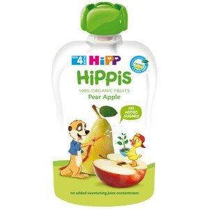 HiPP BIO Hippies Hruška-Jablko od uk. 4.-6. měsíce 100g