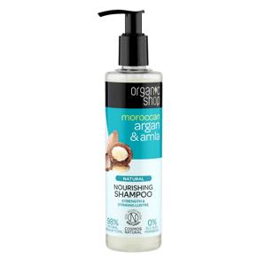 Organic Shop Výživný šampon Argan & Amla 280ml