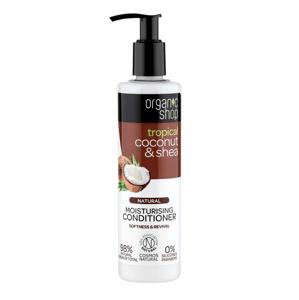 Organic Shop Hydratační kondicionér Kokos & máslovníku 280ml