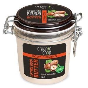 Organic Shop  Natura Siberica - Středomořské ořechy - Liftingové tělové máslo 350ml