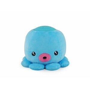 Baby Monsters  NIGHT PARTNERS lampička chobotnice modrá