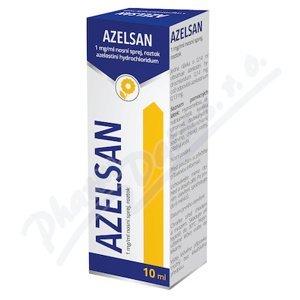 Azelsan 1mg/ml nosní sprej 10ml