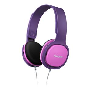 Philips SHK2000PK/00 sluchátka pro děti