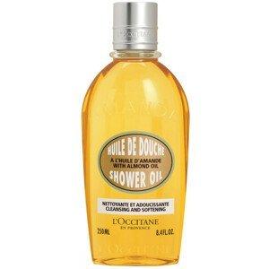 L'Occitane Sprchový olej Mandle 250ml