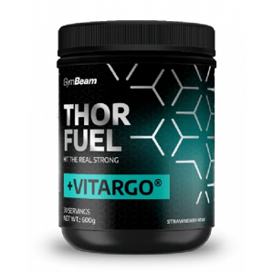 GymBeam Thor Fuel+Vitargo mango maracuja 600g