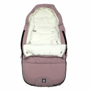 Dooky  Footmuff vel. S FROSTED Pink Sapphire