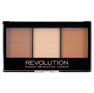 Makeup Revolution London  Revolution Ultra Sculpt & Contour Kit Light/Medium C04 paletka na tvář 11g