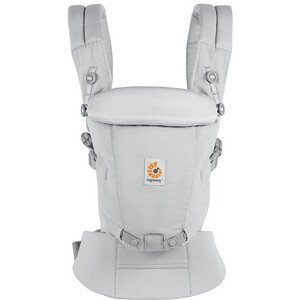Ergobaby adapt soft touch cotton - pearl grey