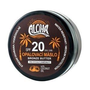 Vivaco Aloha  ALOHA Tělové opalovací máslo SPF20 coconut oil 200ml