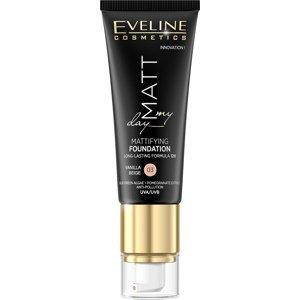 Eveline Cosmetics  Eveline Matt My Day - matující make-up - 03 Vanilla Beige 40ml