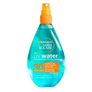 Garnier Ambre Solaire ochranná opalovací voda SPF30 150ml