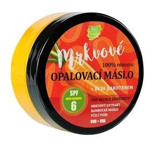 Vivaco Bio Mrkvové opalovací máslo SPF6 150ml