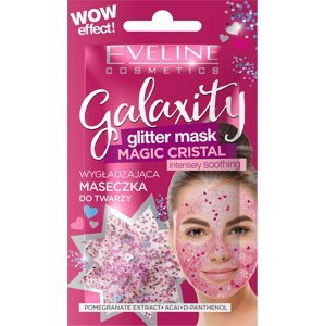 Eveline Cosmetics  Eveline Galaxity - Intenzivně vyhlazující gelová maska se třpytkami 10ml