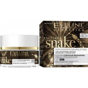 Eveline Cosmetics  Eveline EXCLUSIVE SNAKE – luxusní denní a noční krém 40+ 50ml