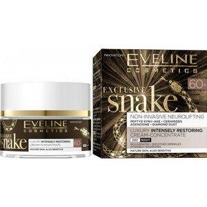 Eveline Cosmetics  Eveline EXCLUSIVE SNAKE luxusní denní a noční krém 60+ 50ml