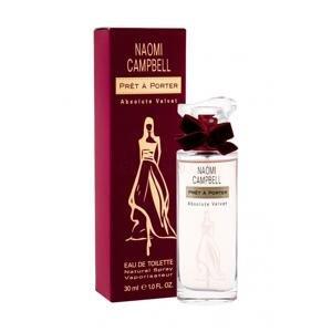 Naomi Campbell Prêt-à-porter Absolute Velvet EdT 30ml