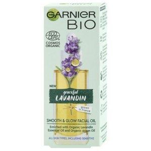 GARNIER BIO Pleťový olej s organickým levandulovým a arganovým esenciálním olejem 30ml