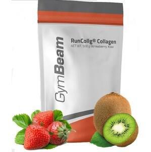 GymBeam RunCollg Collagen strawberry-kiwi 500g
