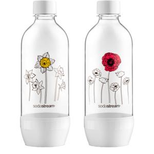 SodaStream Lahev JET 2 x 1l Květiny v zimě