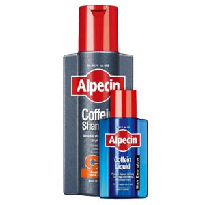 Alpecin Energizer Coffein Šampon C1 250ml + Alpecin Coffein Liquid 75ml