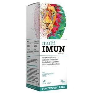 MultiIMUN sirup 150ml