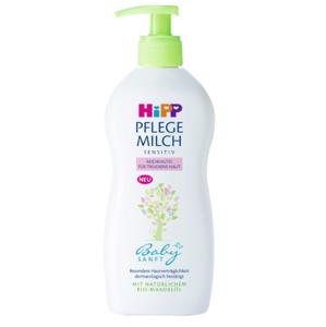 HiPP BABYSANFT Tělové mléko pro suchou pokožku 300ml