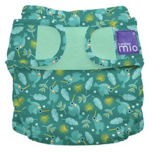 Bambino Mio Miosoft plenkové kalhotky Hummingbird 3-9kg