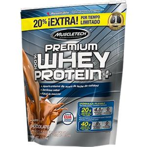 MuscleTech Protein 100% Whey Protein Plus čokoláda 2720g