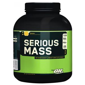 Optimum Nutrition Serious Mass chocolate 5450g